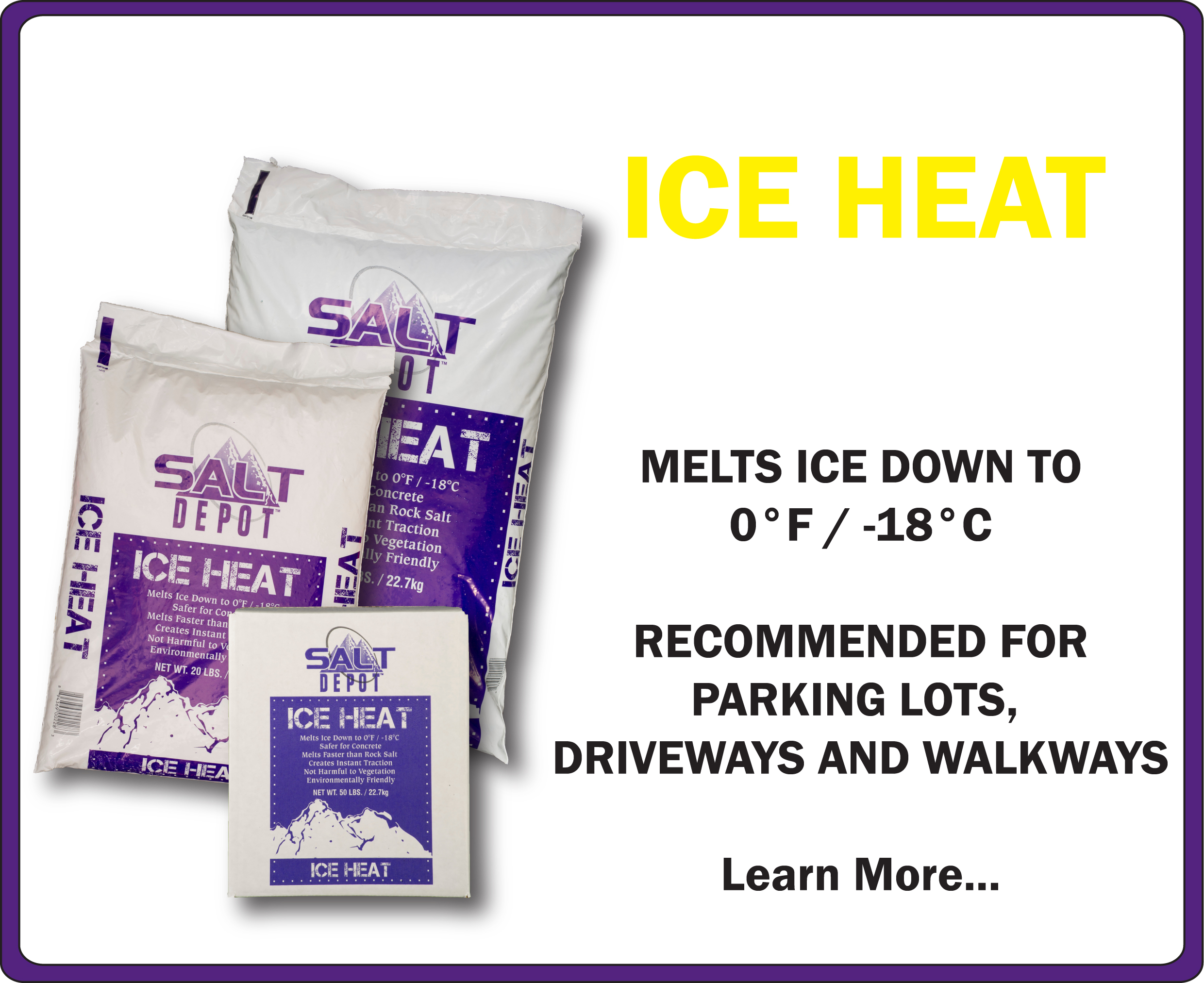 Ice Heat Ice Melt