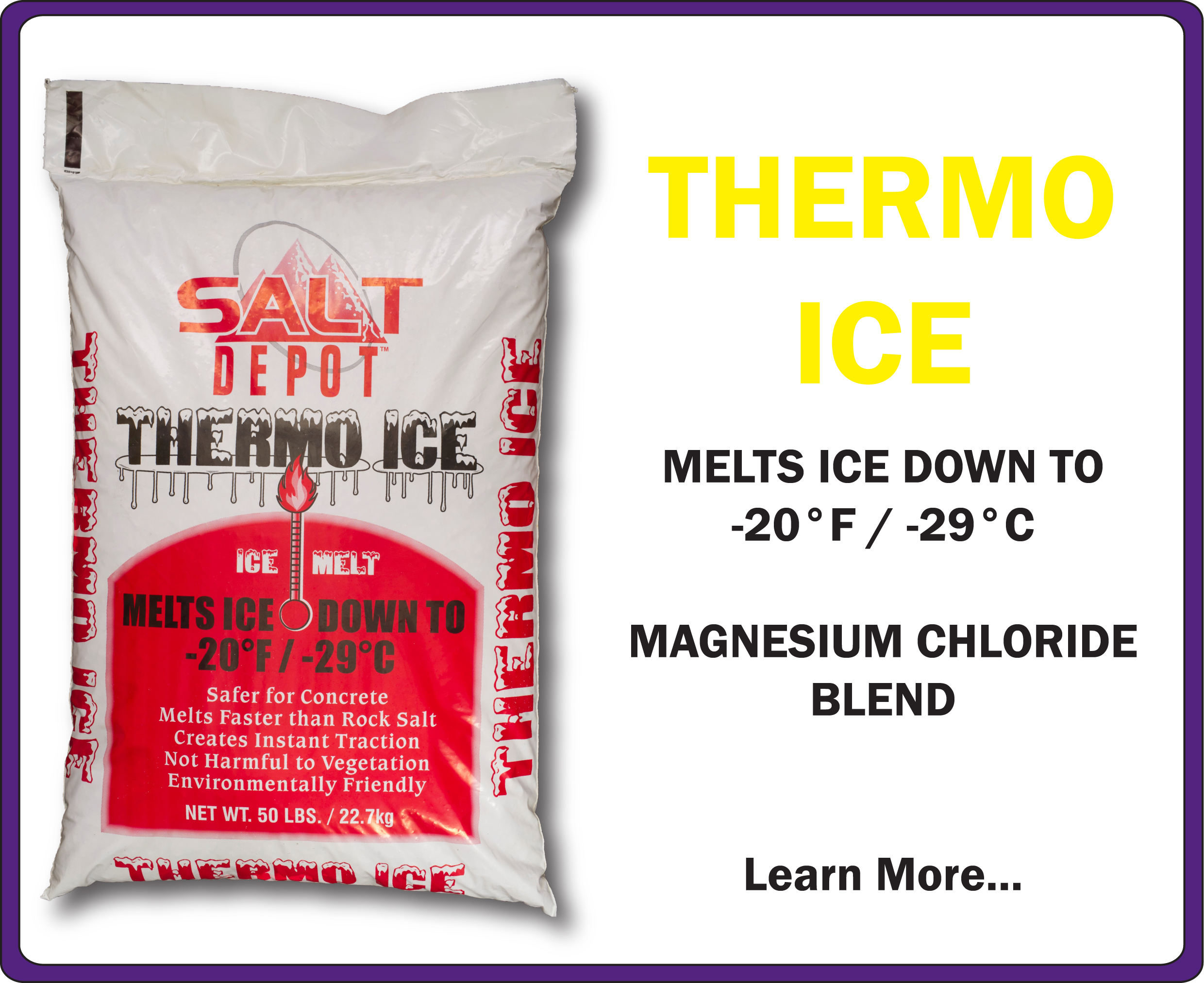 Thermo Ice Ice Melt